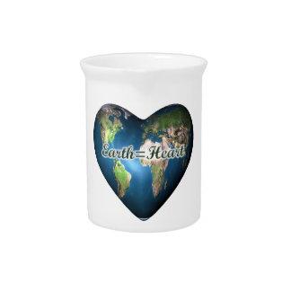 Earth=Heart Jarrones