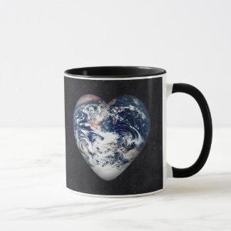 Earth Heart Mug