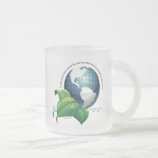 Earth ~ Henry David Thoreau Quotation Mugs