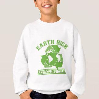 Earth High Recycling Team Sweatshirt