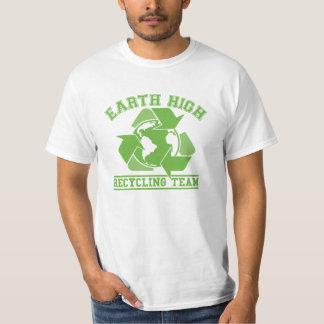 Earth High Recycling Team T-Shirt