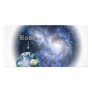 Earth Home Card
