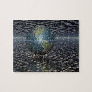 Earth Horizons Jigsaw Puzzle
