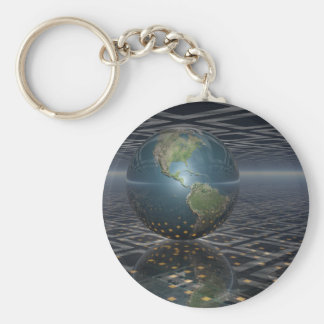 Earth Horizons Keychains