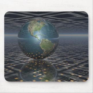 Earth Horizons Mouse Pad