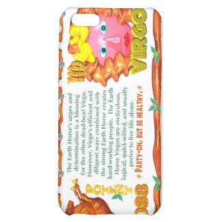 Earth Horse zodiac born in Virgo 1978 iPhone 5C Covers