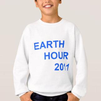 Earth Hour 2011 Sweatshirt