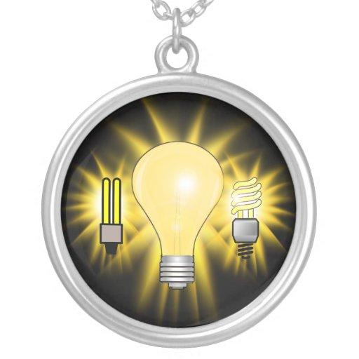 Earth Hour - 2u, Energy saver & Regular Bulb Pendants