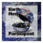 Earth Hour Participant Poster