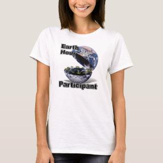 Earth Hour Participant T-Shirt