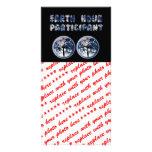 Earth Hour Participant (w/Clocks) Customized Photo Card