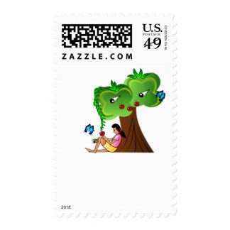 earth hour postage