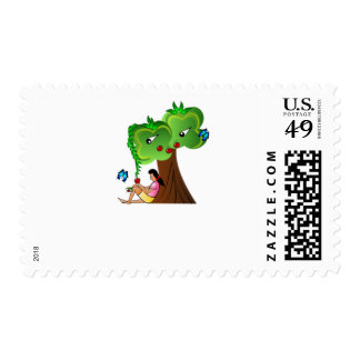 earth hour postage stamps