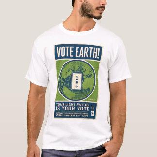 Earth Hour - T-shirt