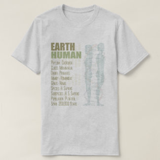 Earth Human T-Shirt
