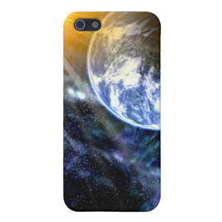 Earth In Outer Space iPhone4 Case