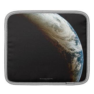 Earth in Shadow and Light iPad Sleeve
