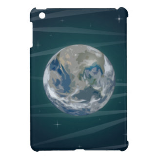 Earth In Space Cover For The iPad Mini