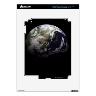 Earth in Space Skins For iPad 3