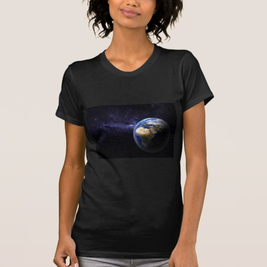 Earth in space T-Shirt