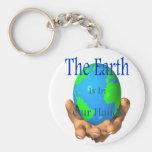earth.inourhands key chains