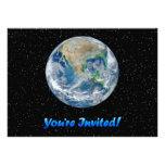 "Earth Invite 4.5"" by 6.25"""