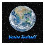 "Earth Invite 5.25"" by 5.25"""