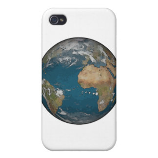 Earth iPhone 4 Case