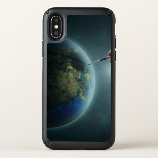 Earth Iphone Case X
