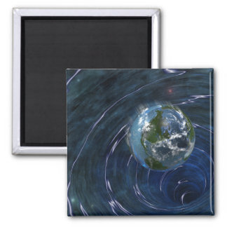 Earth is in Trouble Magnet