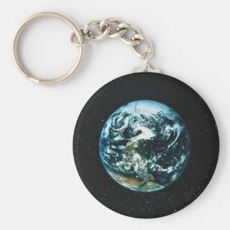 Earth Key Chain