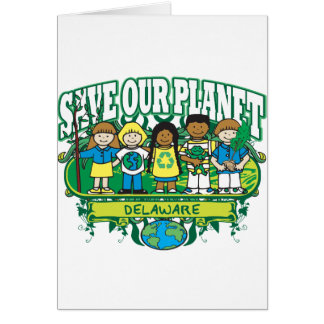 Earth Kids Delaware Card