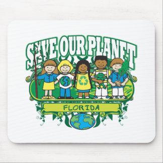 Earth Kids Florida Mouse Pad