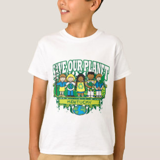 Earth Kids Kentucky T-Shirt