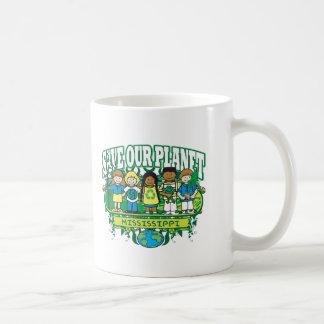 Earth Kids Mississippi Coffee Mug