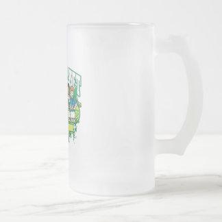 Earth Kids Montana Frosted Glass Beer Mug
