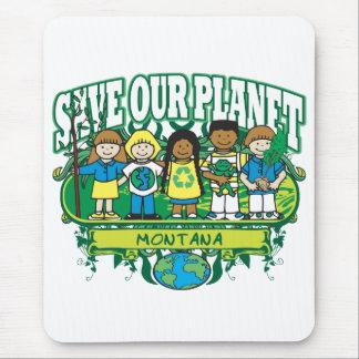 Earth Kids Montana Mouse Pad