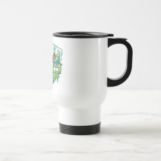 Earth Kids North Carolina Travel Mug
