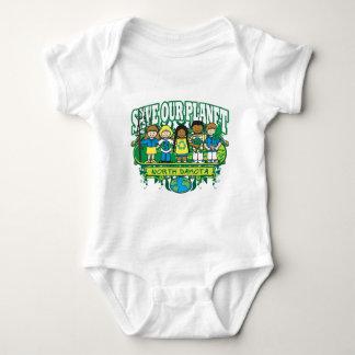 Earth Kids North Dakota Shirt