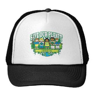 Earth Kids Oregon Trucker Hat