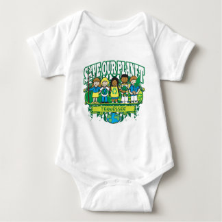 Earth Kids Tennessee Baby Bodysuit
