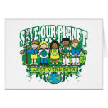 Earth Kids West Virginia Cards