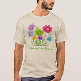 Earth Laughs In Flowers Women's Long Sleeve TShirt