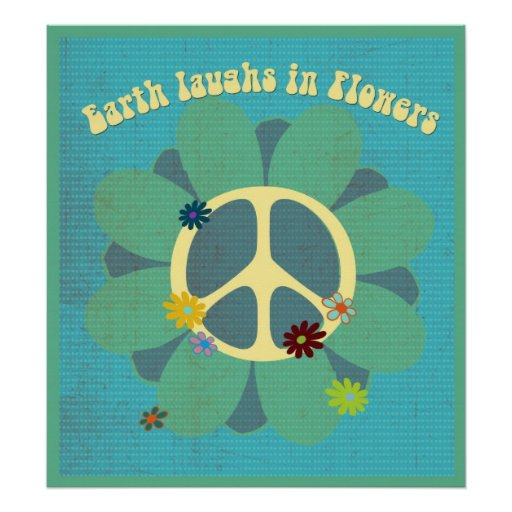 Earth Laughs Posters