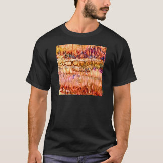 Earth Layers Abstract T-Shirt