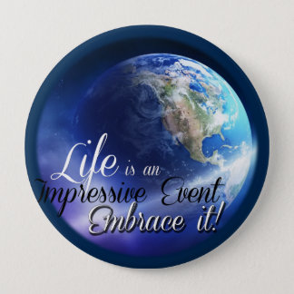 Earth - Liffe is an Impressive  Event Button