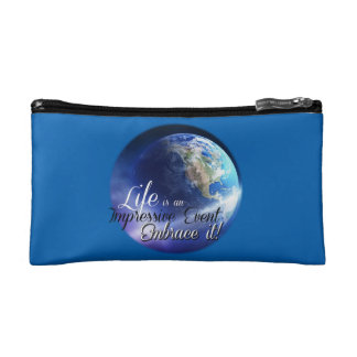 Earth - Liffe is an Impressive  Event Cosmetic Bag