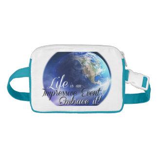 Earth - Liffe is an Impressive  Event Waist Bag