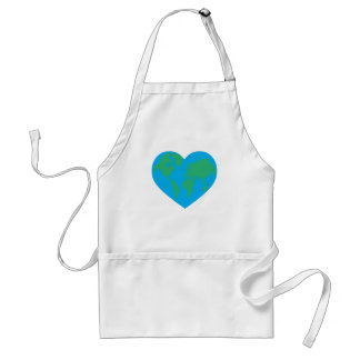 Earth Love Adult Apron