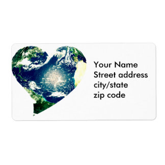 Earth Love Label